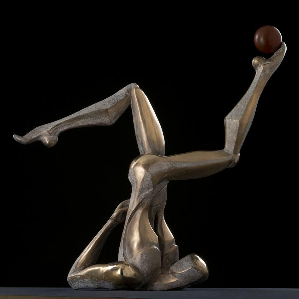 Atomo-Sfera 1/9 - Sabrina Ferrari - iSculpture
